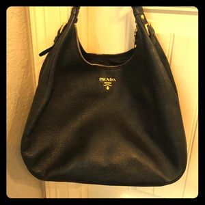 Large Prada shoulder bag